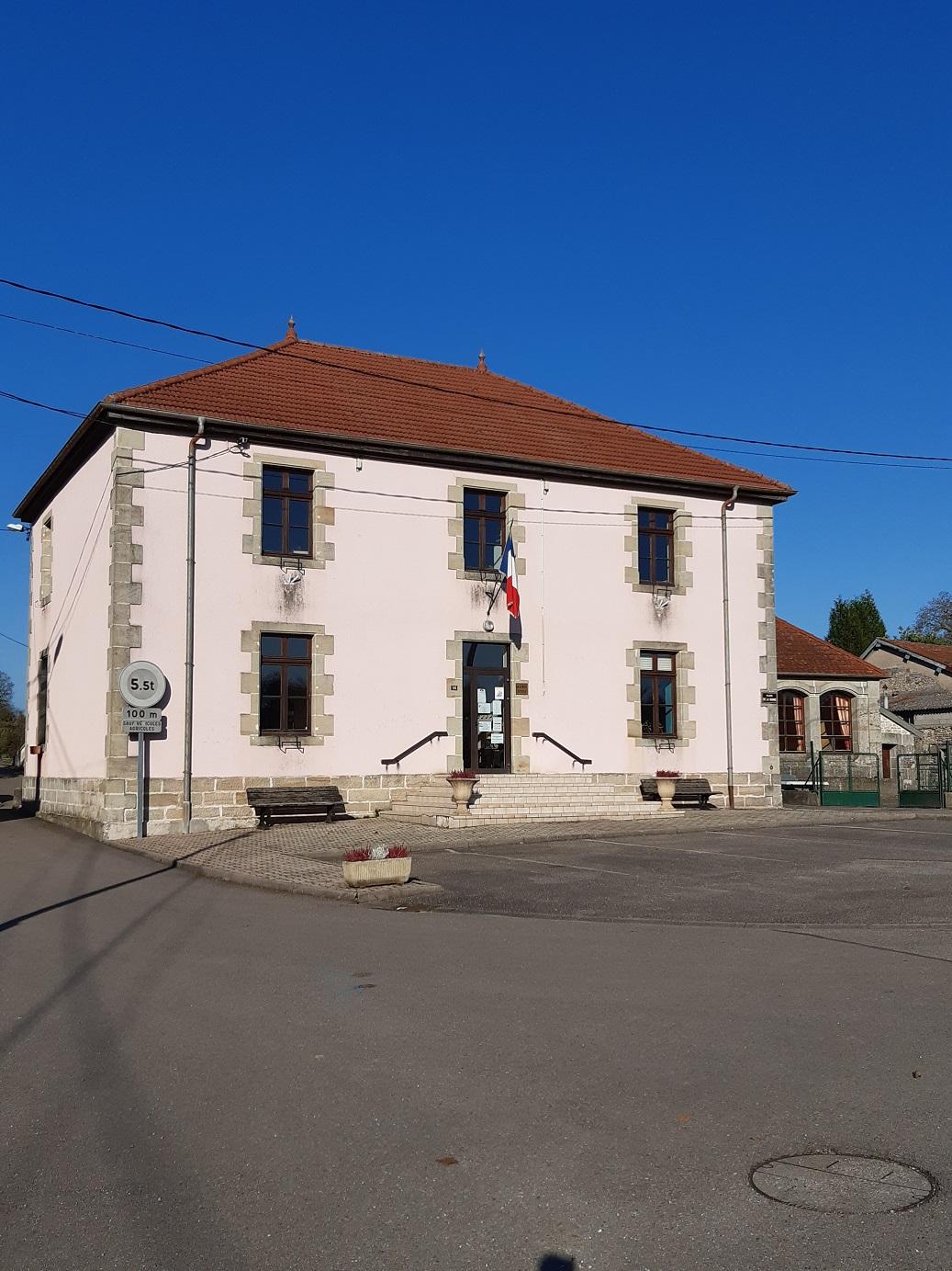 Mairie AINVELLE - BD