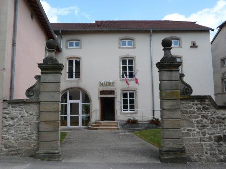 Mairie BLEURVILLE