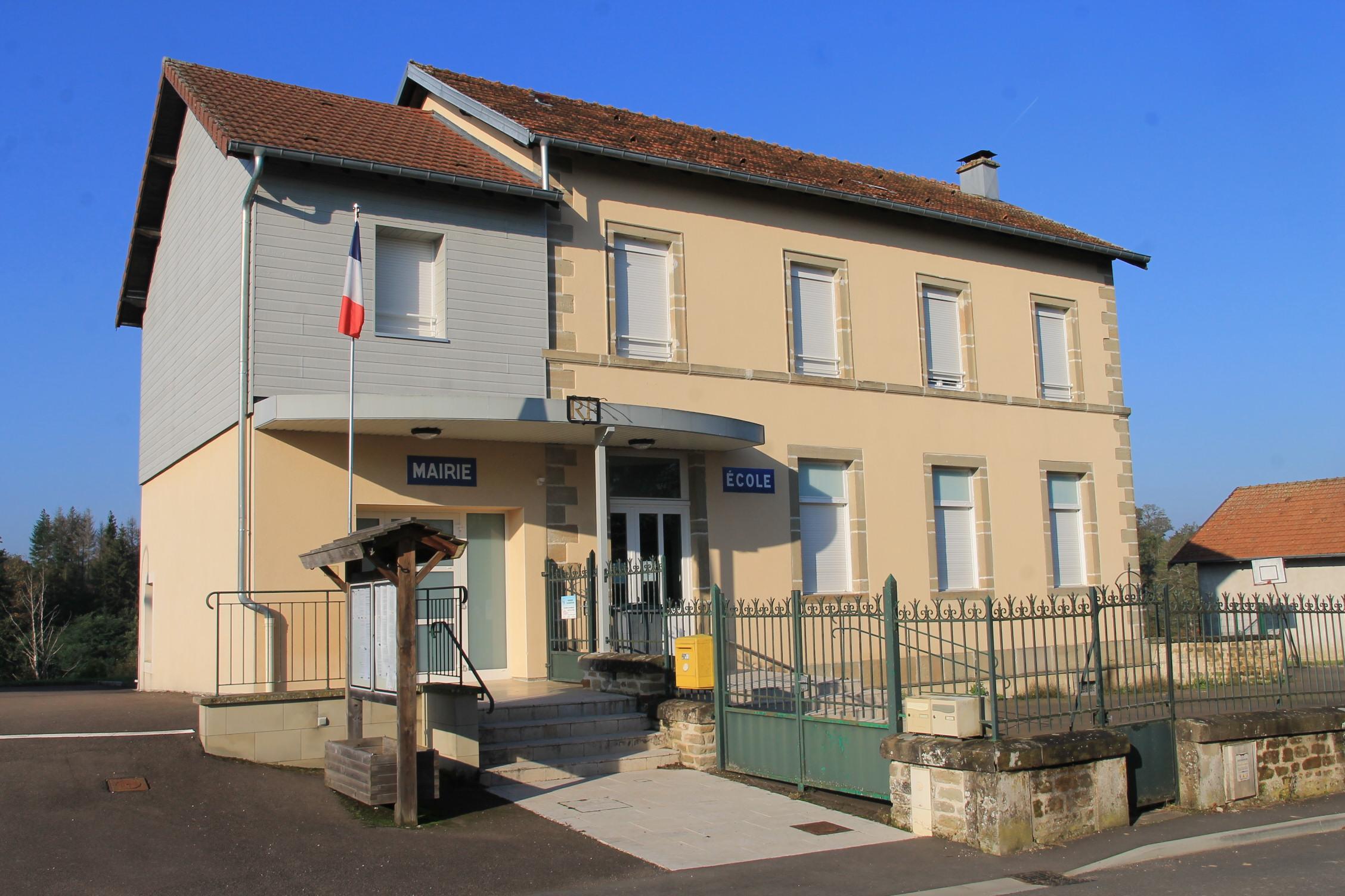 Mairie BONVILLET
