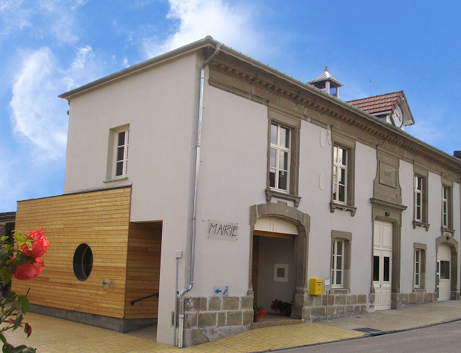 Mairie DOMBROT LE SEC - BD