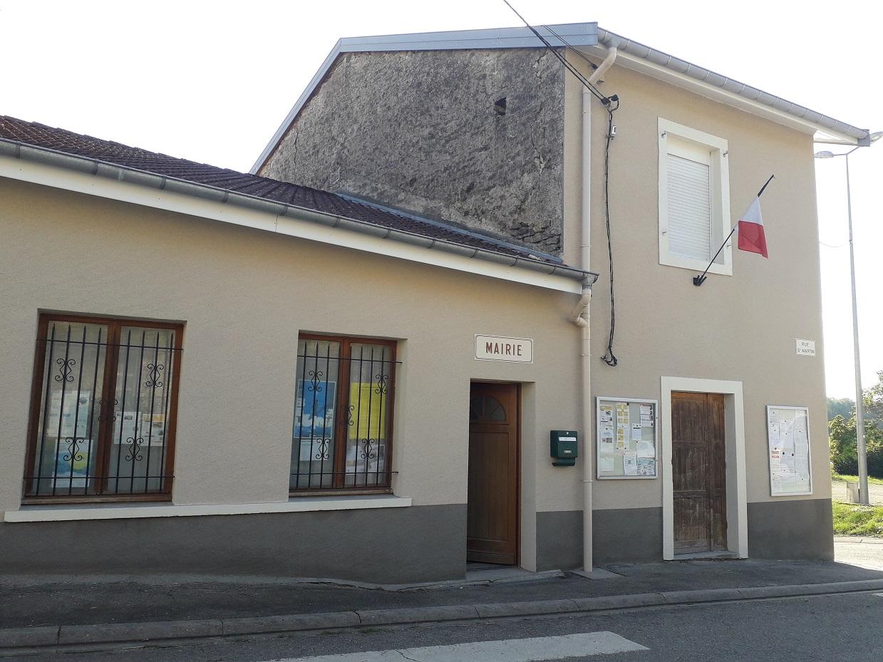 Mairie DOMMARTIN LES VALLOIS - BD