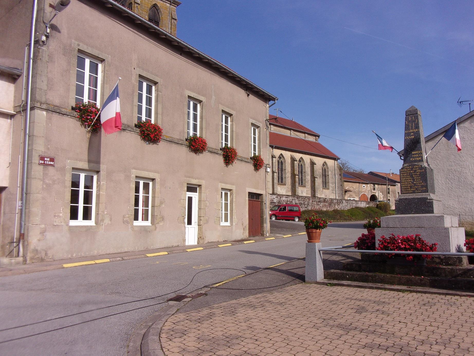 Mairie FRAIN - BD