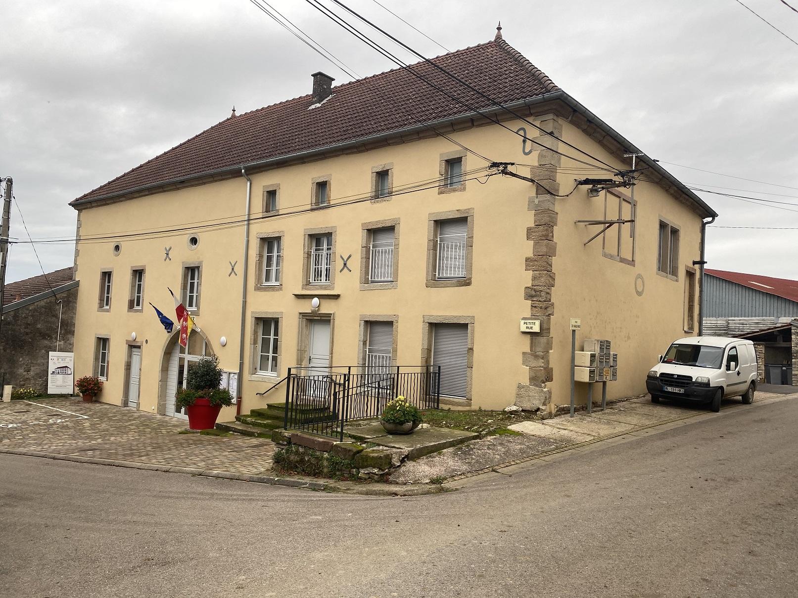 Mairie GODONCOURT - BD