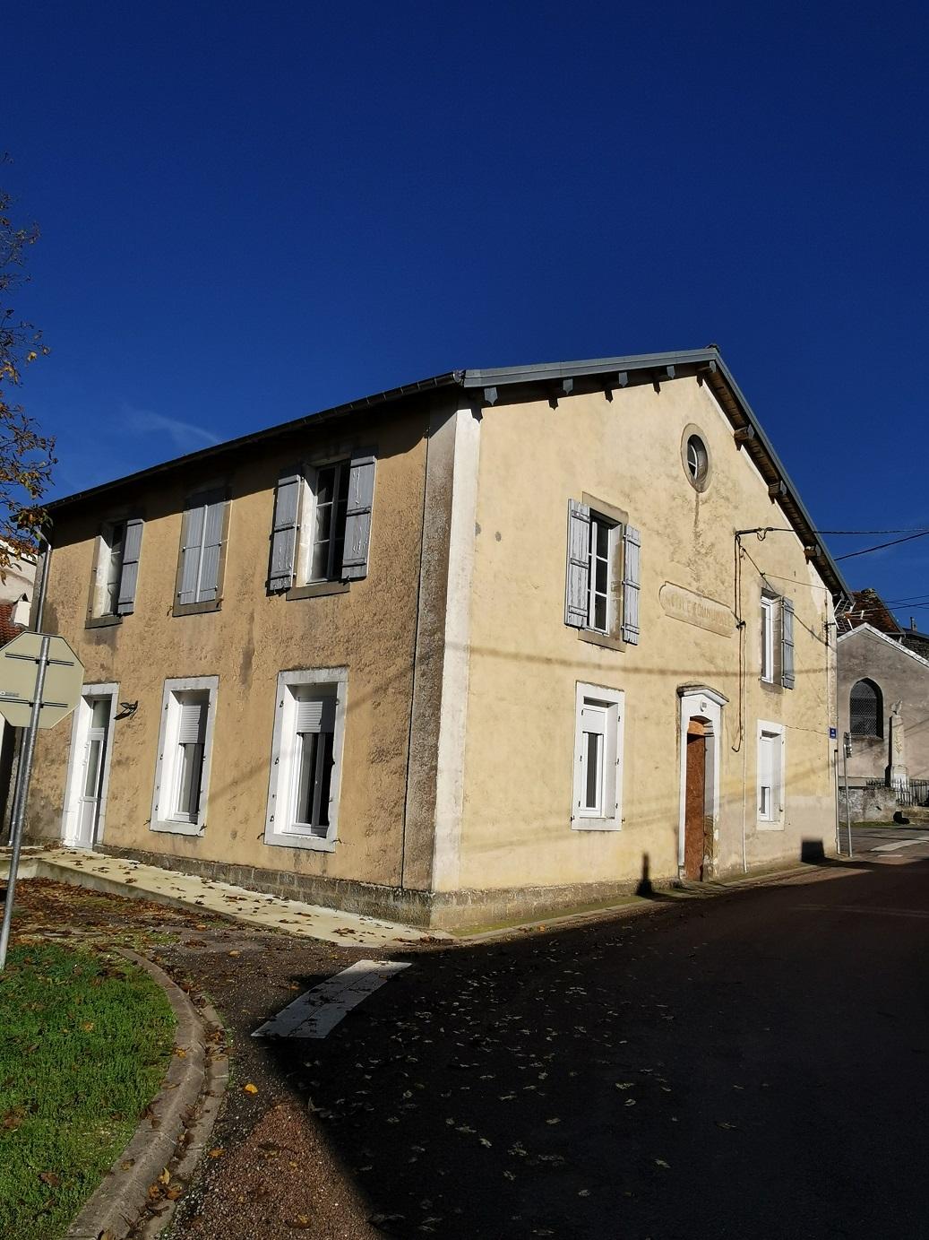 Mairie GRIGNONCOURT - BD