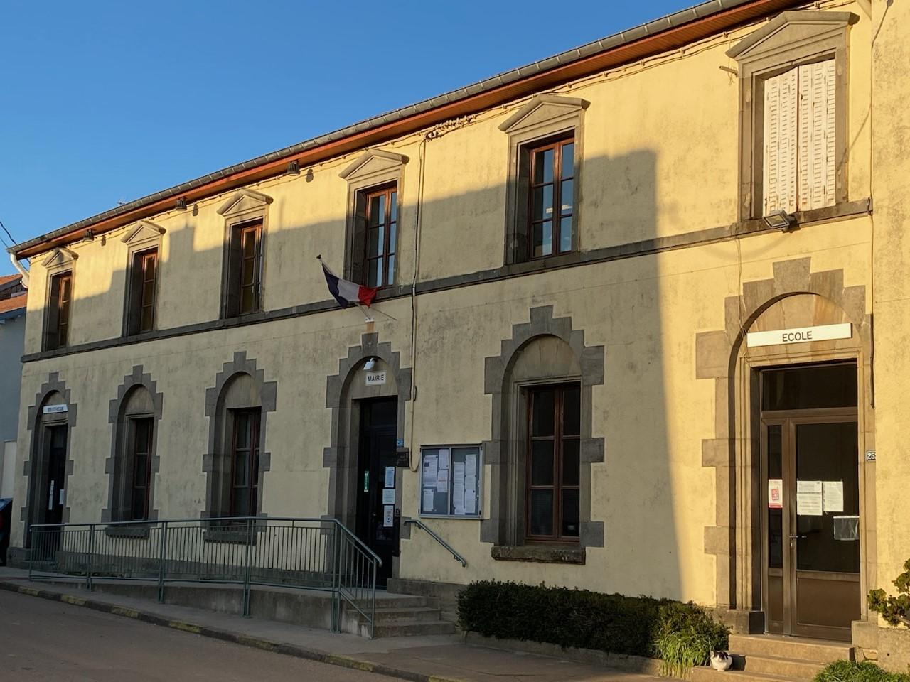 Mairie ISCHES