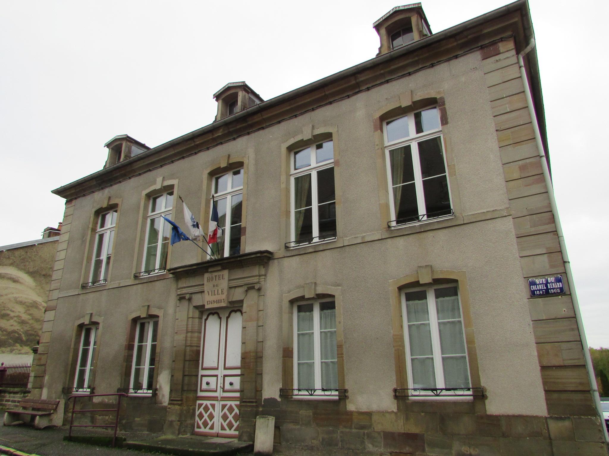 Mairie LAMARCHE