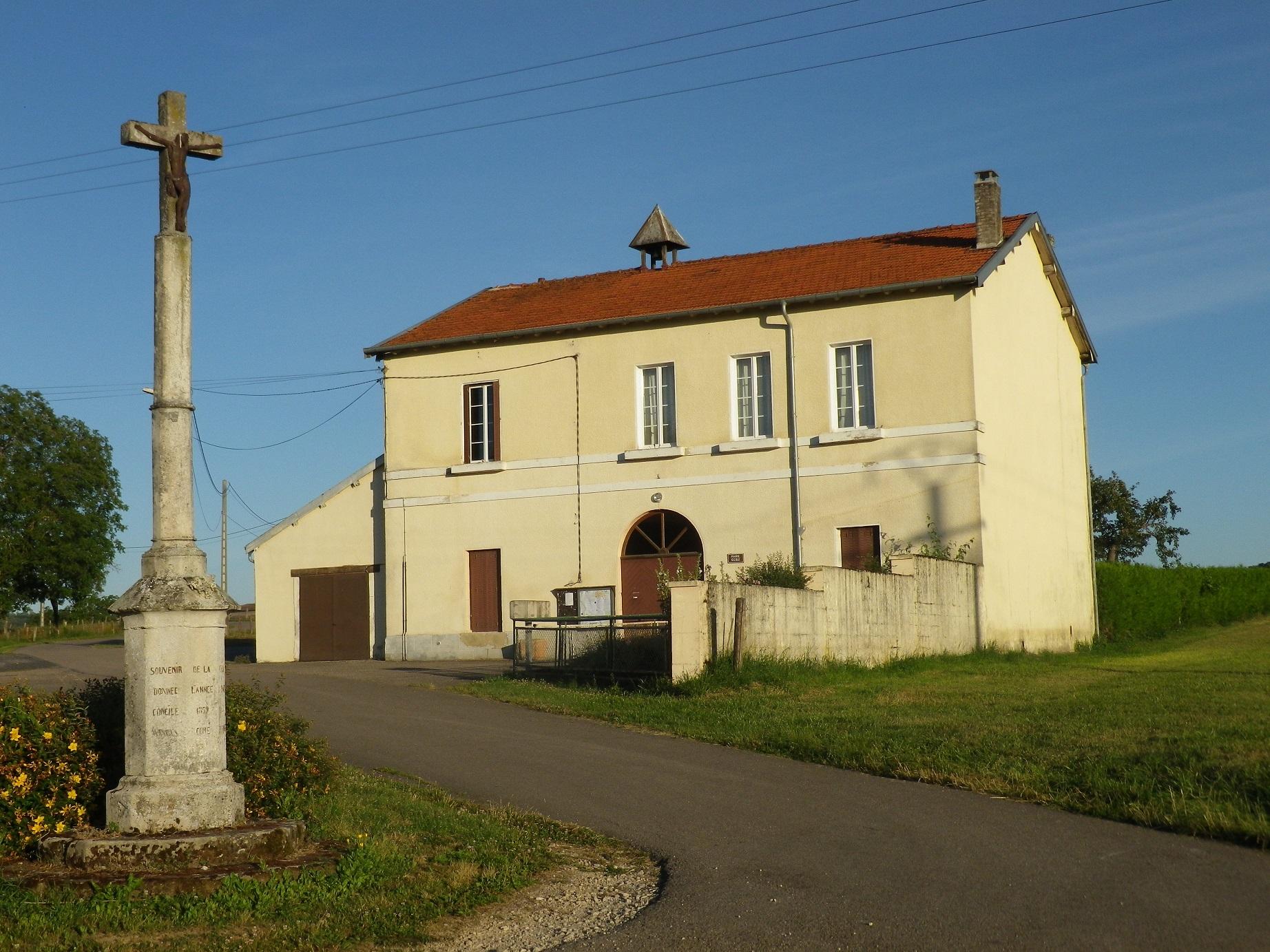 Mairie LES THONS - BD