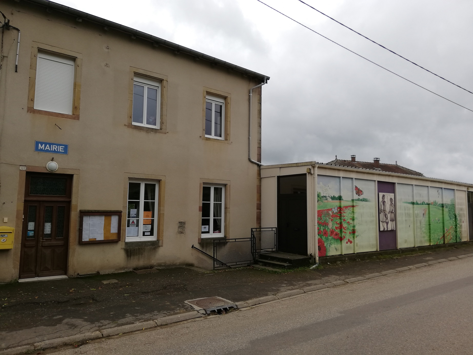 Mairie LES VALLOIS - BD