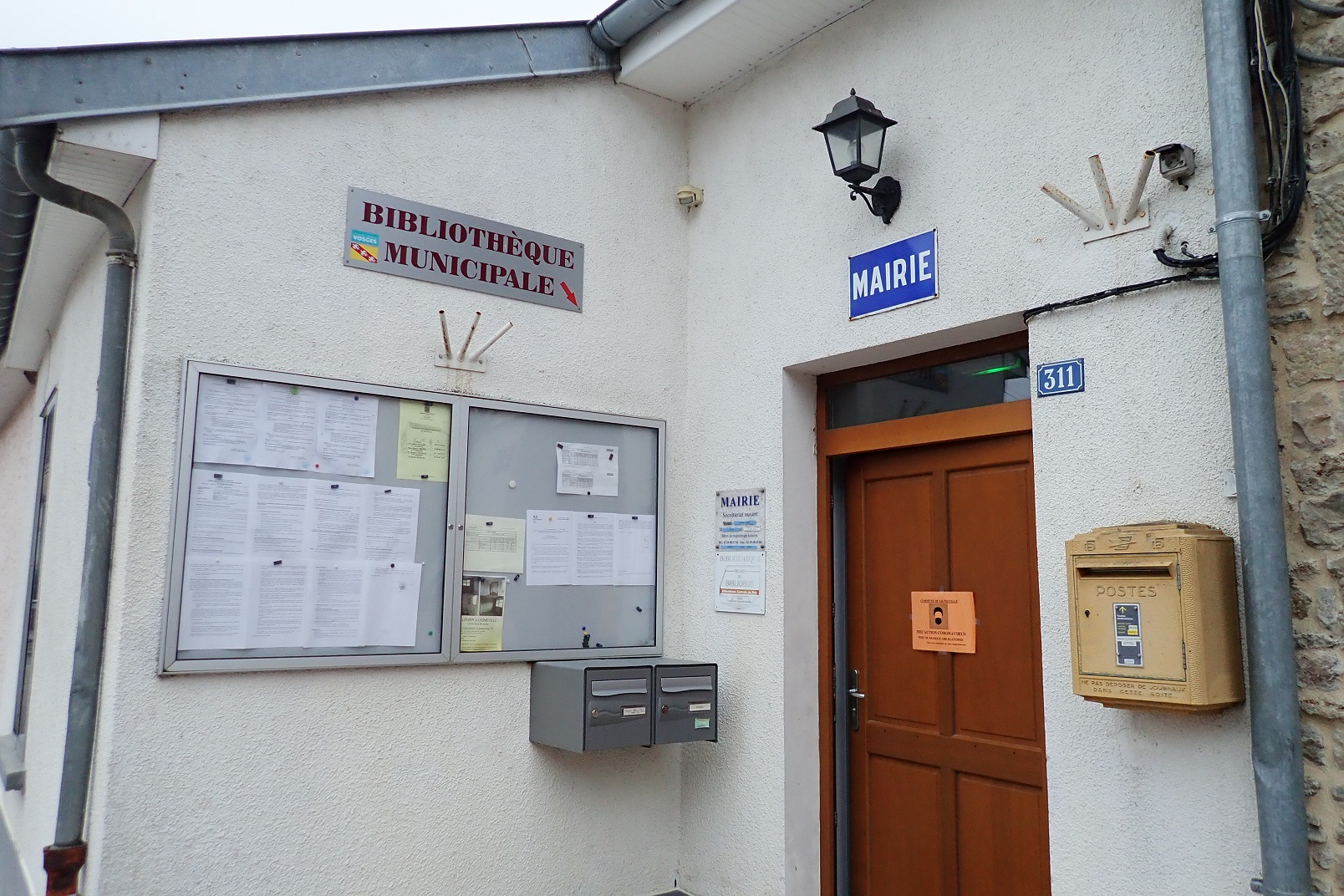 Mairie LIGNEVILLE - BD