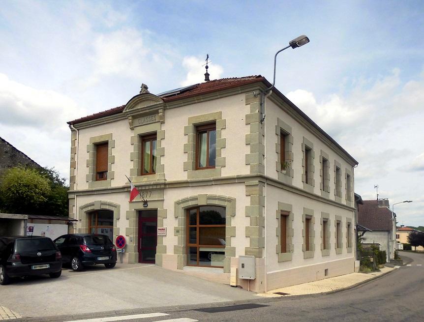 Mairie LIRONCOURT - BD