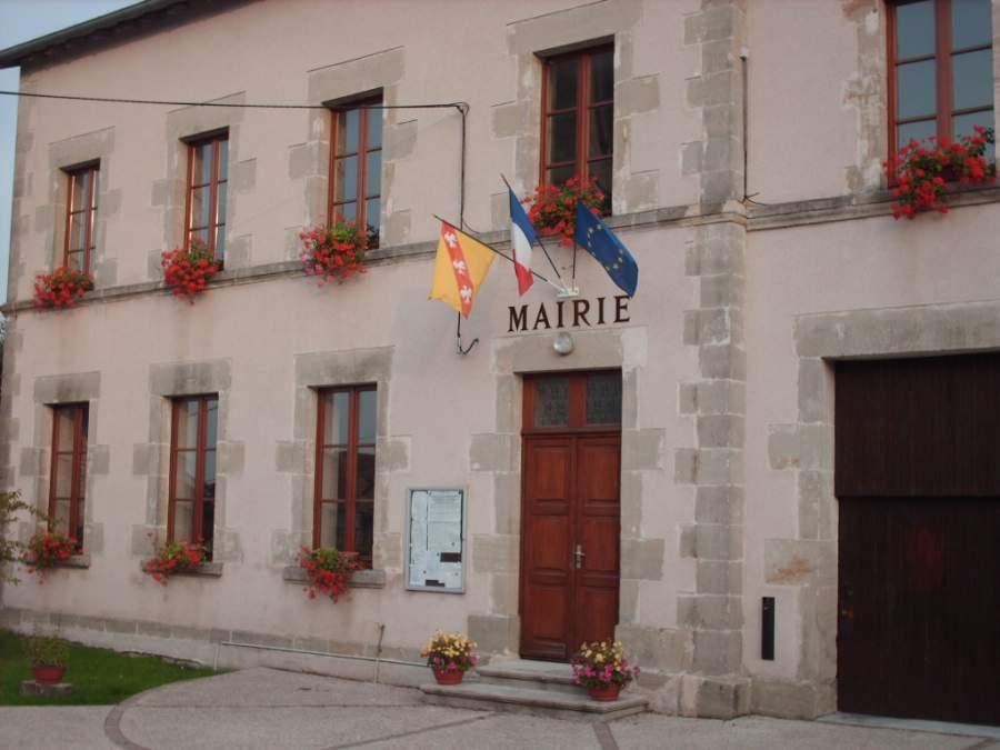 Mairie MONT LES LAMARCHE