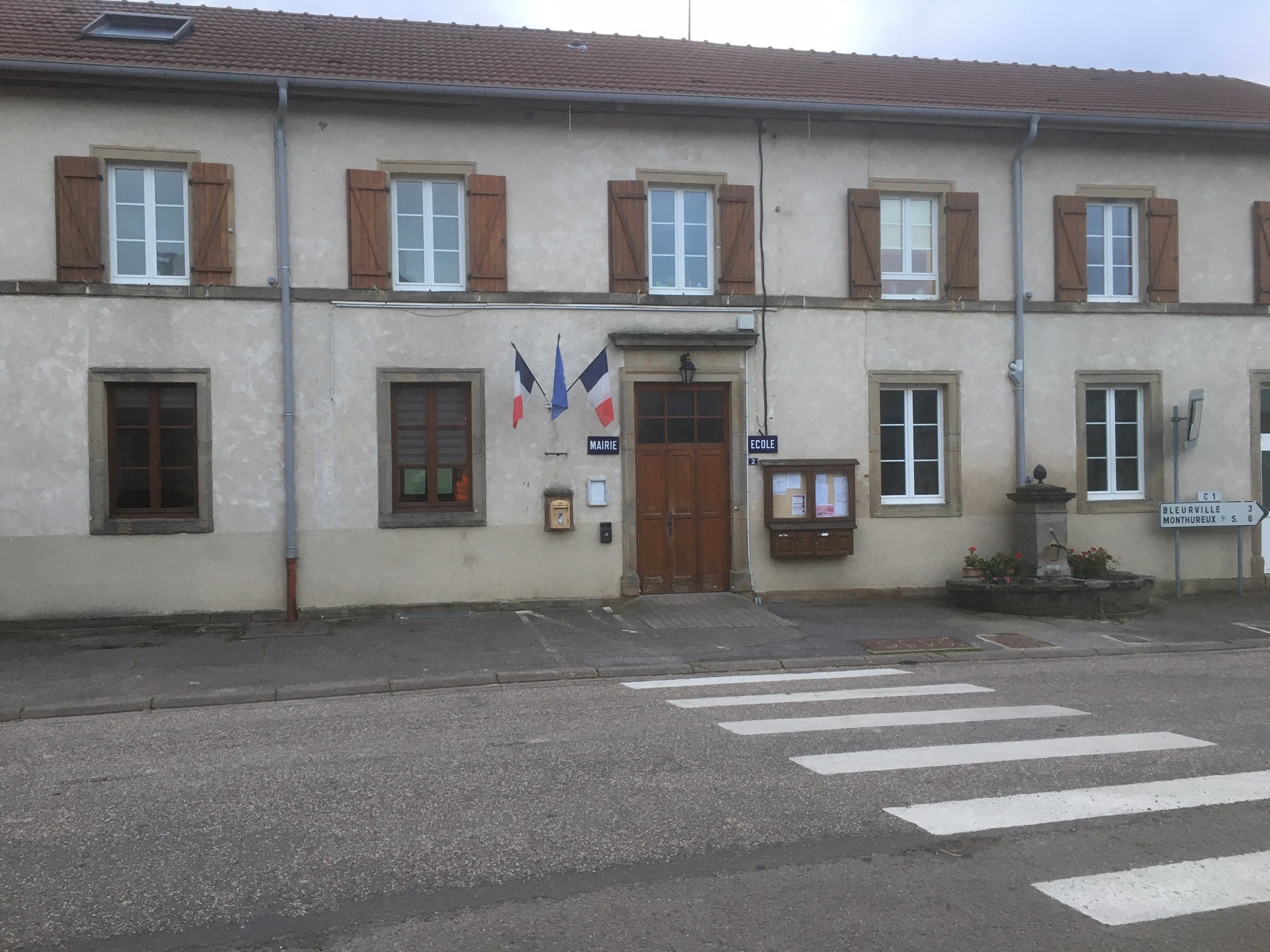 Mairie NONVILLE