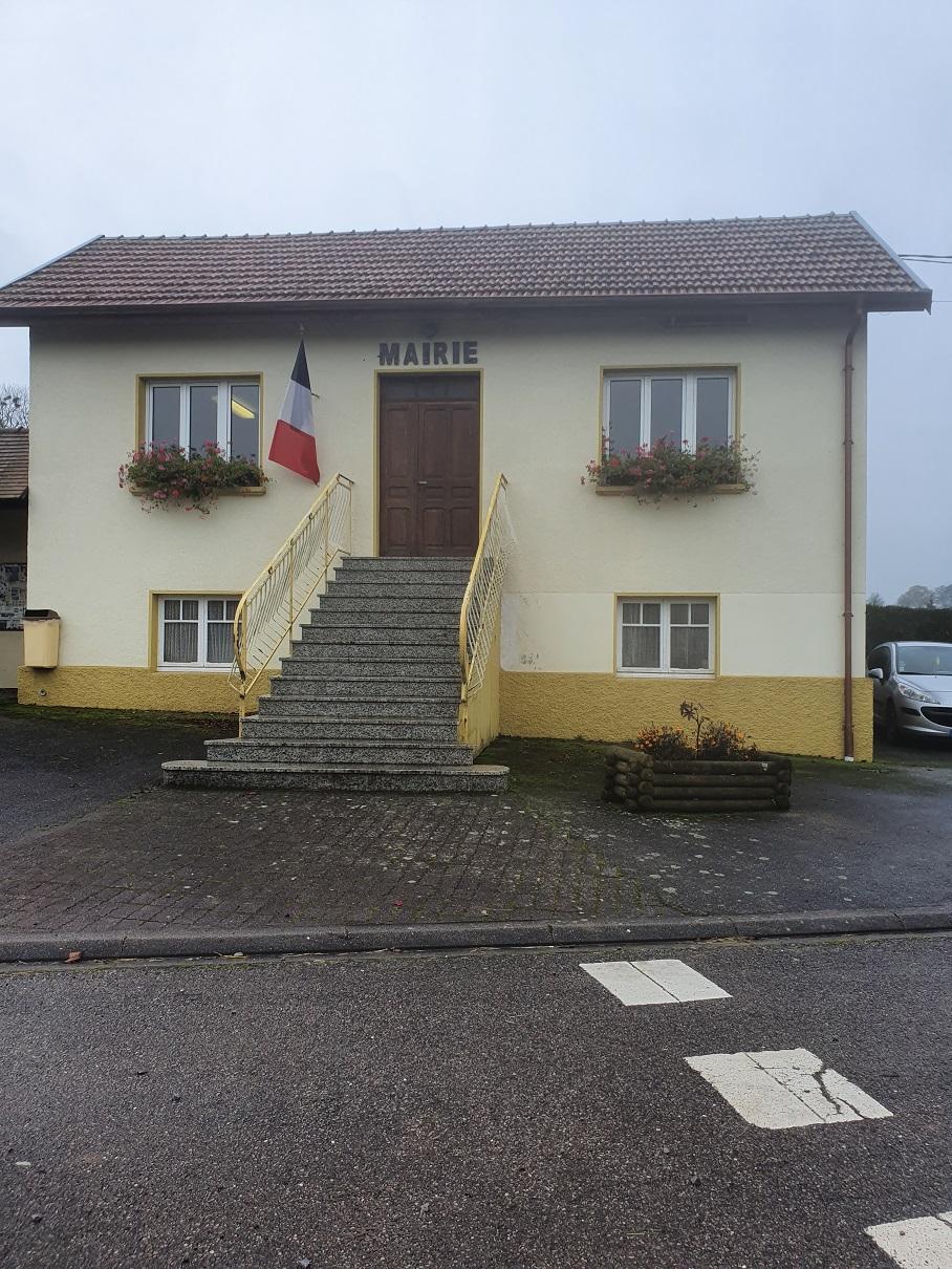 Mairie PONT-LES-BONFAYS - BD