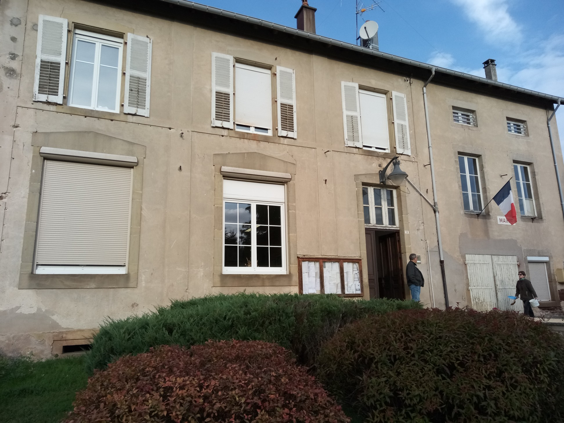 Mairie RELANGES