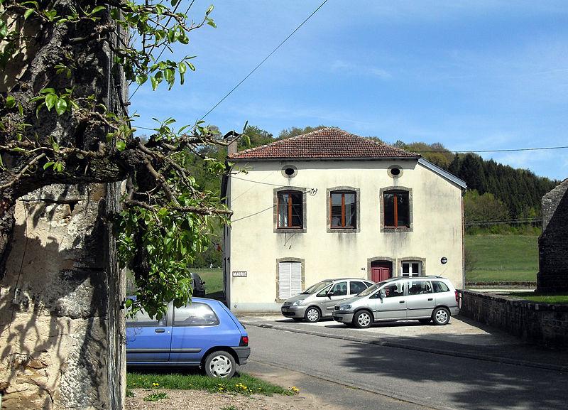 Mairie ROZIERES SUR MOUZON