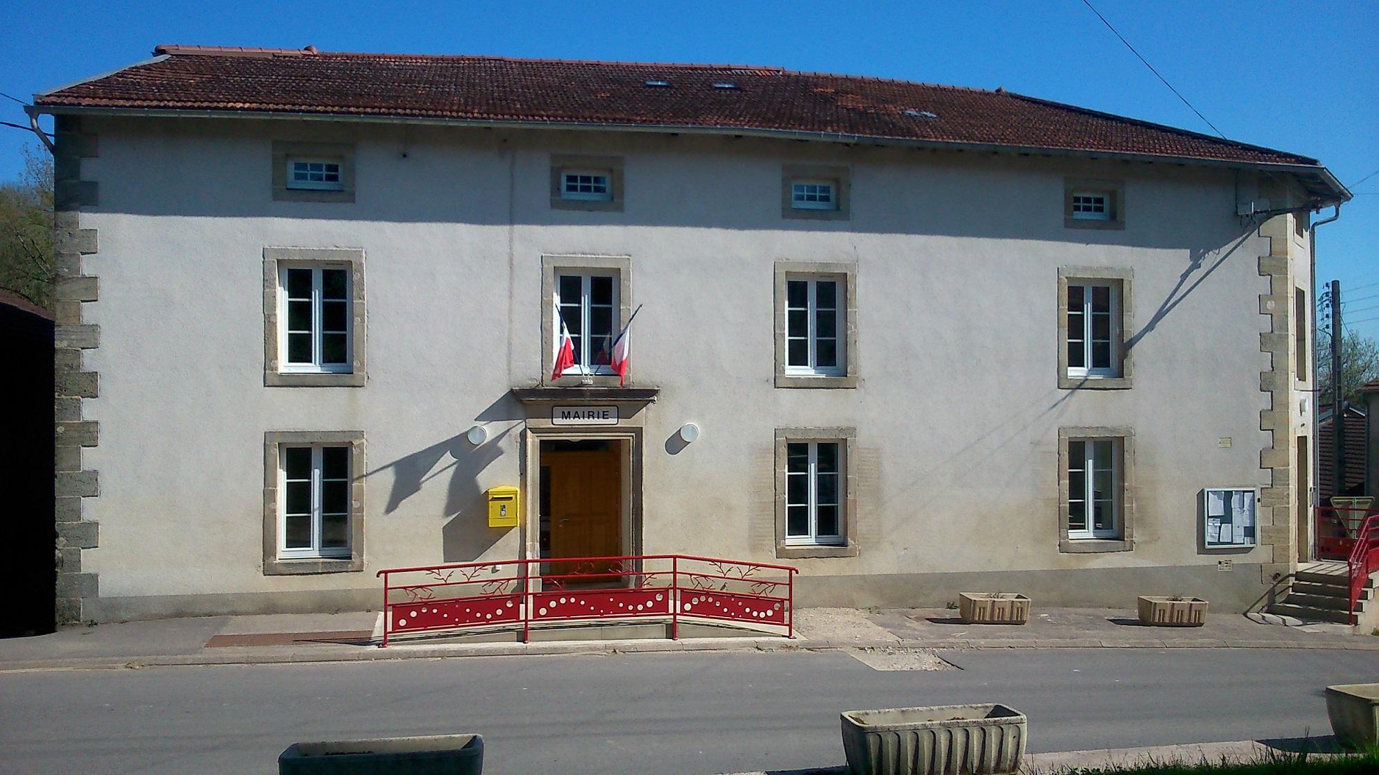 Mairie SERECOURT - BD
