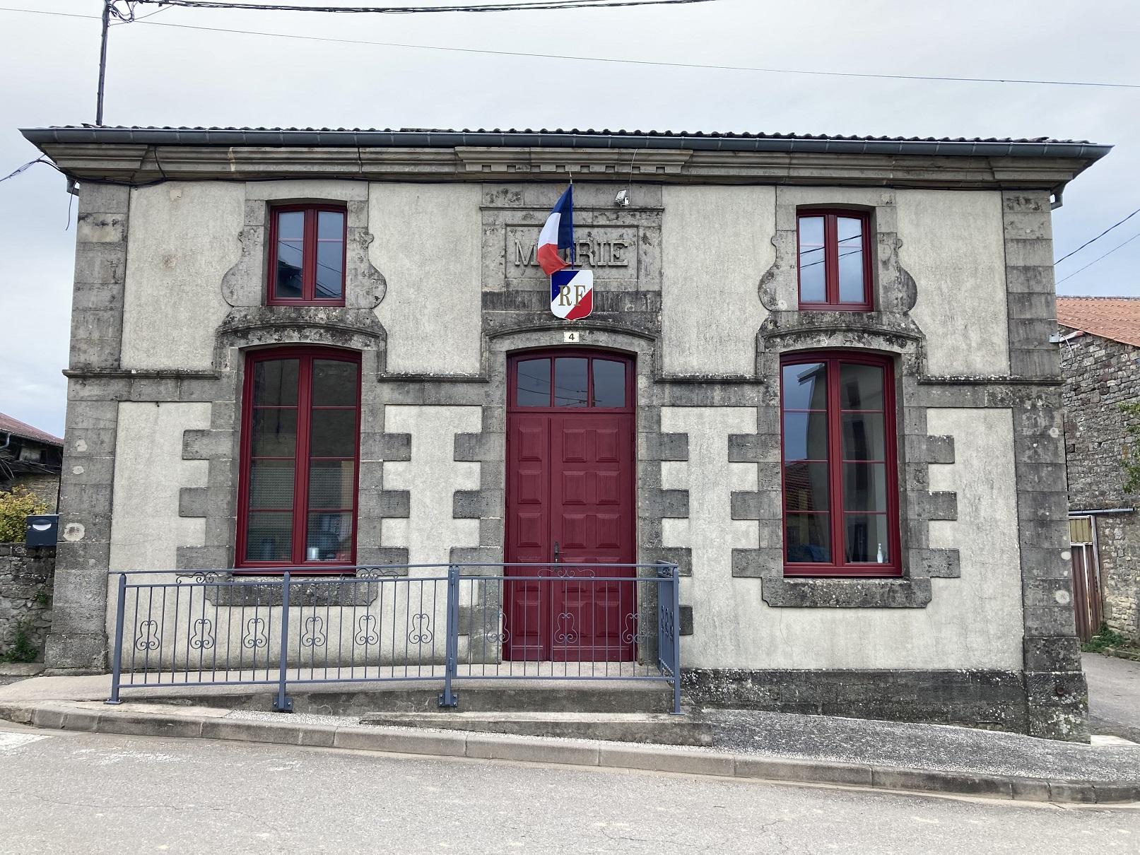 Mairie SEROCOURT - BD