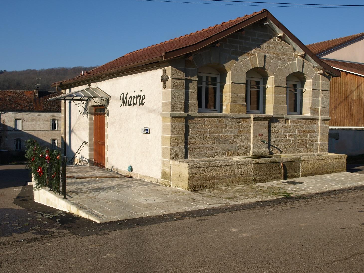 Mairie TIGNECOURT - BD