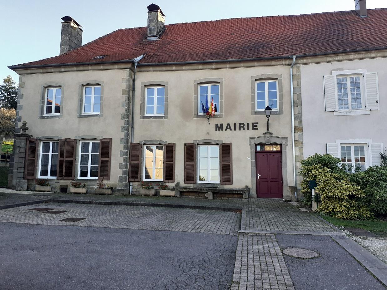 Mairie TOLLAINCOURT - BD