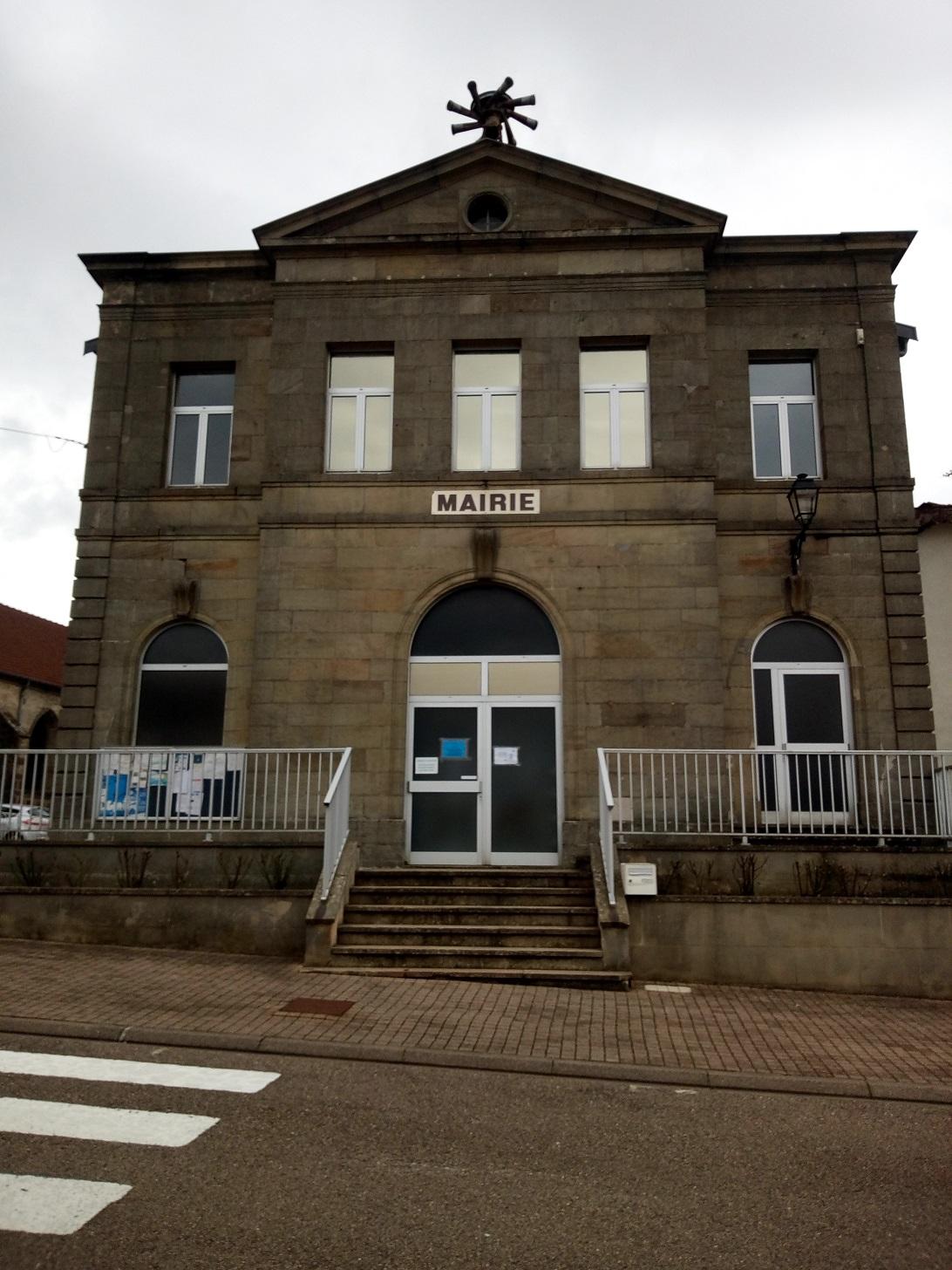 mairie MARTIGNY - BD